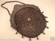 beautiful antique purse