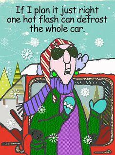 Funny Cartoons-Maxine