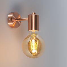 Nástěnné svítidlo Bulb Canno Cooper