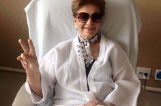 PROF. FÁBIO MADRUGA: Ex-governadora Wilma de Faria nega boatos sobre mo...
