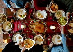 Still Planning Thanksgiving? Here are 30+ Complete Menus to Choose From