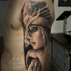 tattoo by Arlo DiCristina (10)