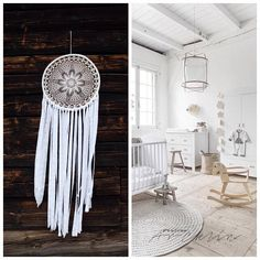 Extra Large Dream Catcher for Wedding or Nursery Decor Giant