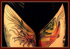 Lars Uwe @ Loxodrom Tattoo Berlin (Berlin, Germany)