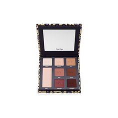 Tarte Maneater Eyeshadow Palette (39 CAD) ❤ liked on Polyvore featuring beauty products, makeup, eye makeup, eyeshadow, tarte, tarte eyeshadow and palette eyeshadow