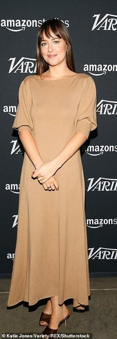 c3827d20ff Charlize Theron and Dakota Johnson kicked off a new season of Variety s  Actors on Actors o