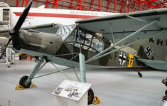 Fi 156 Storch Modeler's Online Reference Updated