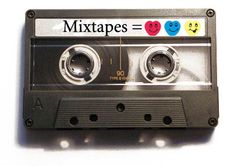 Mixtapes. Usually recorded off the radio on the weekend during the 'weekly top 40' countdown.