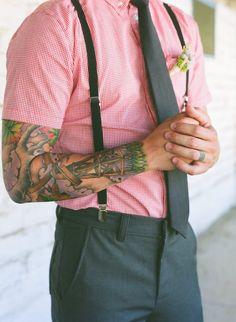 Tatouage, Cravate, Destinations, Homme Bien Habillé, Frivolité, Blog De  Mode Pour 641640d56cb7