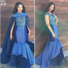 Image may contain: 2 people African Print Wedding Dress, African Wedding Attire, African Attire, African Weddings, African Prom Dresses, African Fashion Dresses, African Dress, Long Dresses, Couples African Outfits