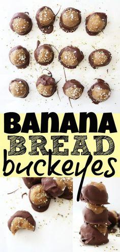 Banana Bread Buckeye