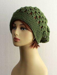 4a765015aa9e6 Slouchy Hat Women Slouchy Hat Crochet Beanie