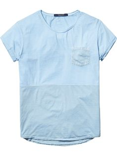Cold Dyed T-Shirt