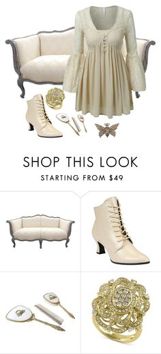 """Victorian..."" by paola-lelli ❤ liked on Polyvore featuring Effy Jewelry"