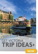 """Victoria, BC......another good walking city....love the tiny charming little """"ferry"""" boats sailing the bay"""