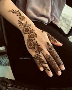 Here is the complete list of beautiful simple mehndi designs to make your lovely hands more amazing. Check this post now.