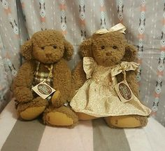 Ganz Cottage Collectibles Meredith and Maxwell Carol E Kirby