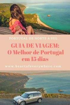 Portugal Itinerary: A Really Quite Good Guide to Road Trip Portugal - Heart of Everywhere Visit Portugal, Portugal Travel, Europe Bucket List, Places In Europe, Algarve, Where To Go, Trip Planning, Tourism, Travel Photography