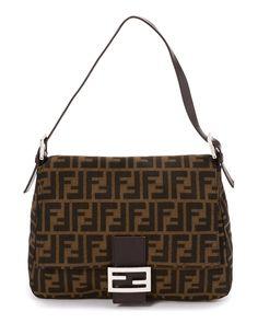 Fendi Mamma Baguette Bag - Vintage
