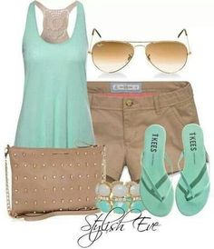 Summer Outfits 7