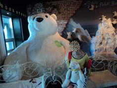 【泰迪熊博物馆】来自北极的泰迪熊