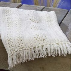 If you're looking for a classic crochet afghan pattern you can use year round, then look no further than the Keeping it Classic Crochet Afghan Pattern. This blanket pattern will instantly become a favorite in your home.