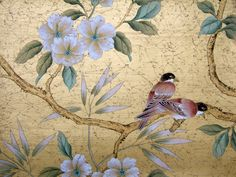 beautiful chinoiserie by Paul Montgomery studios
