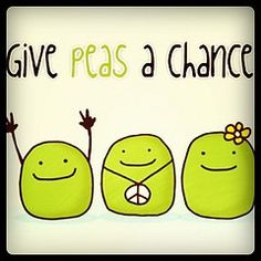Wish you were here.....I'd squish a pea for you!