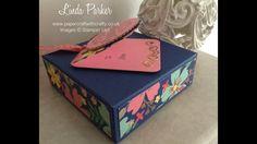 Cheerful Tags Chocolate Box