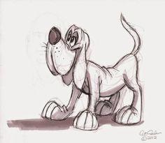 KoloDIY Art: Подборка рисунков: мультяшные животные