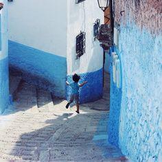 モロッコの街角から〜レンズの向こう側