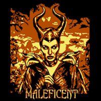 Maleficent 02 - Stoneykins Pumpkin Carving Patterns and Stencils