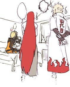 That's gonna be me when Naruto dates Sasuke. Naruto And Sasuke, Naruto Uzumaki, Gaara, Art Naruto, Manga Naruto, Kakashi Sensei, Naruto Comic, Naruto Cute, Sasunaru