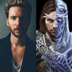 [Image] Troy Baker returns as Talion and will debut as Capture Performance Director in Shadow of War! #Playstation4 #PS4 #Sony #videogames #playstation #gamer #games #gaming