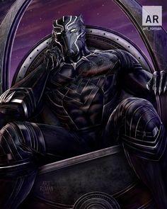 Marvel Planet © Black Panther
