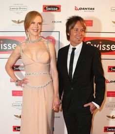 Keith Urban Photos: Arrivals at the Celebrate Life Ball