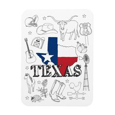Flag Drawing, Texas Stickers, Texas Humor, Texas Tattoos, Denton Texas, Map Projects, Easy Canvas Painting, Doodle Sketch, Travel List