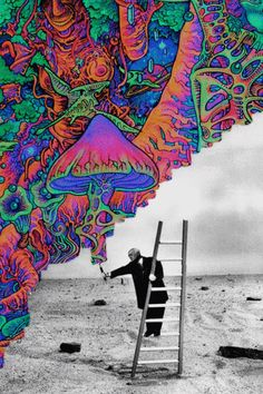 Tumblr Psychedelic Woman | ... (19) Gallery Images For Trippy Spiritual Backgrounds Tumblr