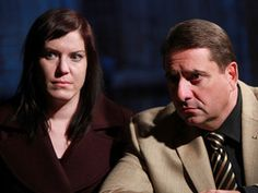 "The Dead Files : TV Shows : Travel Channel "" The Dead Files team approaches every case from their two specific areas of expertise: Steve DiSchiavi is a Homicide Detective and Amy Allan is a Physical Medium. They are a paranormal team like no other, combining their unique, eclectic and often-conflicting skills to solve unexplained paranormal phenomena in haunted locations across America."" My favourite show"