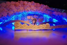 Dubai wedding decora