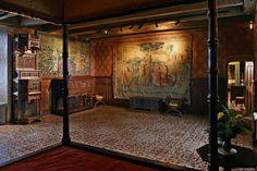 @MuseeLouvre @Museesdangers @CiteAubusson La #tapisserie Saint-Saturnin au #château de #Langeais. #BattleTapestry