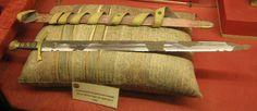 La Espada de Santa Casilda, de más o menos 1250 y encontrada cerca de Logroño