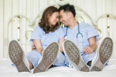 Medical Couple Engagement Shoot | Photo: BlackTieProject