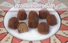 Peanut Butter Balls – Food Recipes