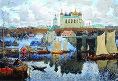 Konstantin Ivanovich Gorbatov (1876-1945)