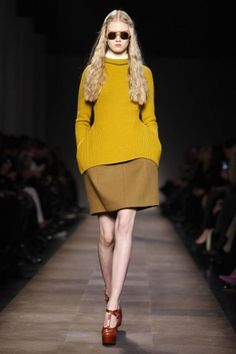 Carven Fall Winter Ready To Wear 2012 Paris
