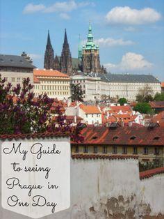 Travel Tuesday: A Guide to Prague