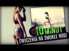 Marzysz o pięknych nogach? Wystarczy 10 minut dziennie! [video] Kobieceinspiracje.pl