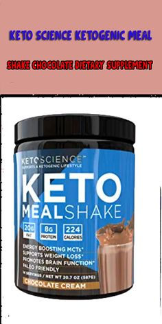 SUPPORTS WEIGHT LOSS: Fight fat with functional fats to help boost metabolism and help control weight naturally through ketosis FOR A KETOGENIC LIFESTYLE: Helps fuel ketogenic weight loss and performance goals with essential fats to help maintain ketosis work out,fitness diet,exercise,eat fit,fit bodie,how to get fit,fitness quots,Keto Science Ketogenic Meal Shake Chocolate, Dietary Supplement Elle Fitness, Fitness Diet, Health Fitness, Kinobody Workout, Workout Motivation, Tretinoin Before And After, Clamshell Exercise, Glute Isolation Workout, Performance Goals