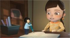 """Check out this animated short film called """"The Easy Life"""", produced as a senior thesis film produced at Ringling College of Art and Design by the talented. Perspective Taking, Pixar Shorts, Movie Talk, Social Thinking, Too Cool For School, Teaching Tips, Guided Reading, Family Activities, Homeschool"""